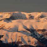 Monte Grappa in inverno