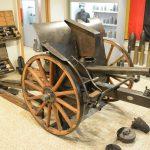 Cannone al Museo di Campo