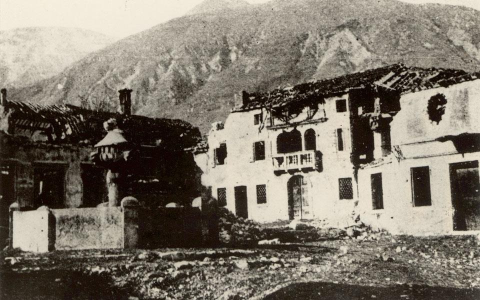 Rommel nella conca di Alano